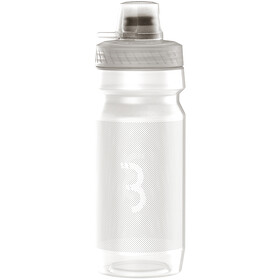 BBB AutoTank Mudcap Autoclose Wasserflasche 550ml clear